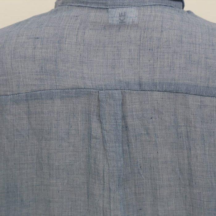 2021 Summer Linen White Shirt Women Long Sleeve Blouse Shirts