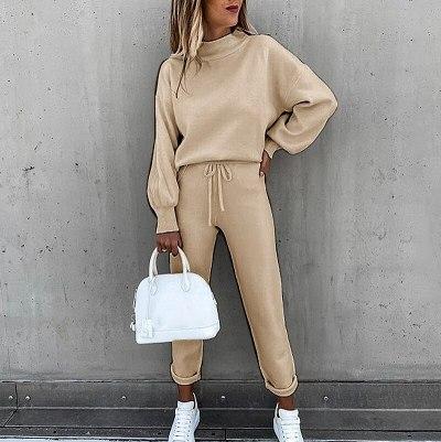 Women's Tracksuit Pant + Sweatshirt Sportwear Outfit Two Piece Set Women Trouser Suits Female Training Suits Fitness Set Hoodie