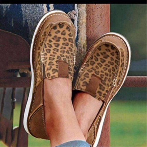 Women Flats Casual Shoes Woman Plus Size Canvas Fabric Flats Vintage Loafers Shoe Chaussures Femme Zapatos Mujer Sapato NH110