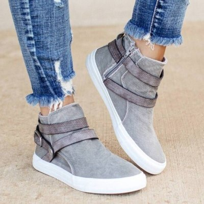 Cartoon Cute Shoes Woman Plus Size Loafers Sapato Slip On Shoe Chaussures Femme Zapatos Mujer Women Flats Fabric K0122