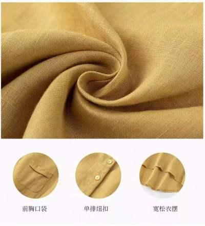 Plus Size Casual Cotton Linen T Shirt Women Summer 2020 New Loose Solid Color TShirt Female