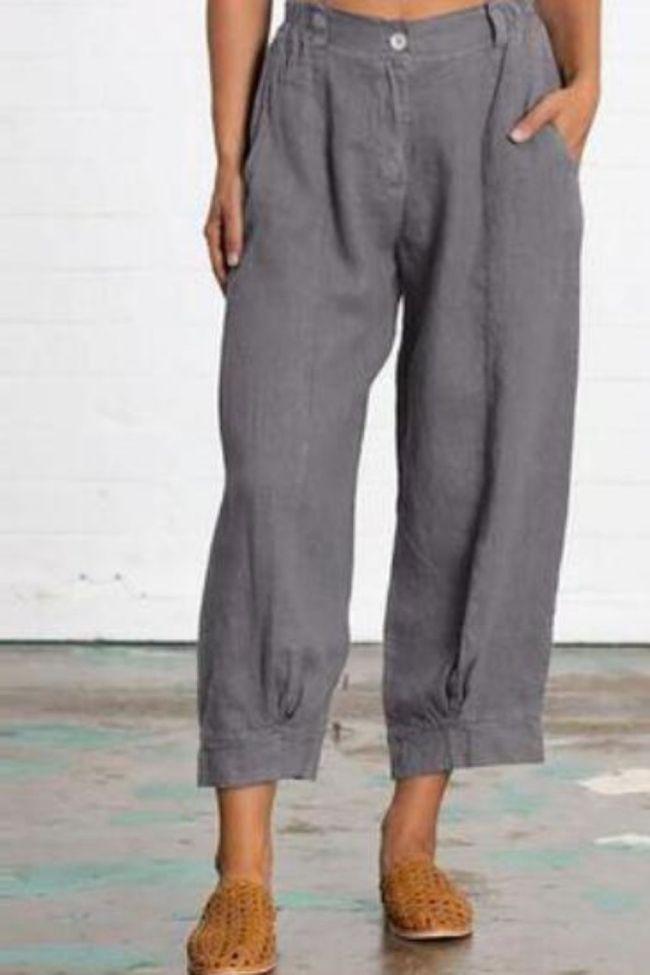 European Style Harem Pants Plus Size Streetwear Trouser Casual Woman Pants Spring Autumn Female Trouser