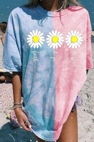 Vintage Loose Female Tee Summer Plus Size Y2k Tops Casual Skull Letter Print Oversize Streetwear Harajuku Women Tshirt New 2021