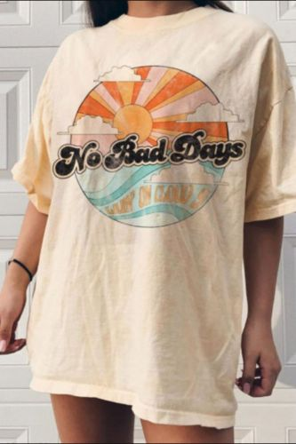 New Vintage Printed T-Shirts Women Tees Casual O-Neck Oversize Short Sleeve 2021 Summer Harajuku Cool T-shirt Female Tops Tee