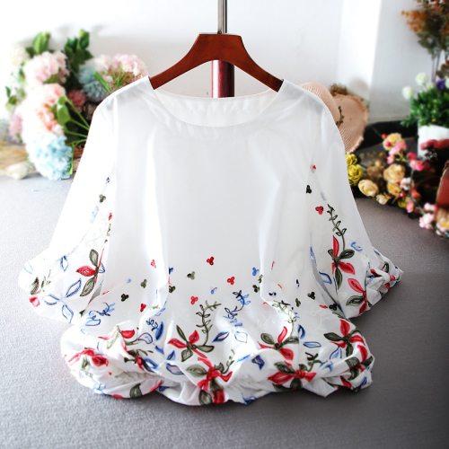 New 2021 Spring and Autumn Korean Style Women Shirts Wild Casual Ladies Blouses and Tops  Women Clothing