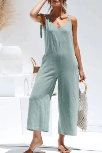 2021 Spring Summer New Fashion Women's Tooling Strap Jumpsuit jumpsuit sexy bodysuit dropshipping overalls women clothing