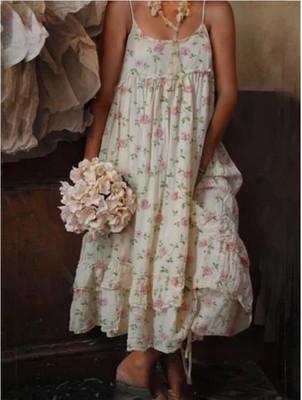 Sleeveless Palace  Maxi Dress