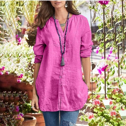 Summer Clothes For Women Casual Loose Light Dress V -Neck Solid Mini T Shirt Dress Elegant Womens Fashion Streetwear Vestidos