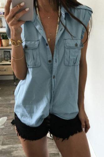 Autumn Cute Classics Comfort Clothing Top Women Blouse Fashion Female Womens Top Jeans Shirt For Woman 2021