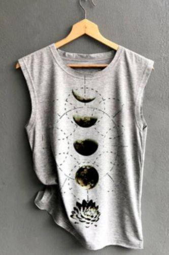 2021 New Fashion Print Vest Women Summer Sexy Casual Sleeveless Loose Tee Shirt Vest Strap Tank Top Blouse Pullover Tunic Top