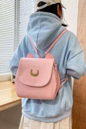 Women Fashion Crossbody Bags Cute Purse Girls Kawaii Handbag Shoulder Bags Ladies Pink Purses Designer Bag Pu Leather 2021