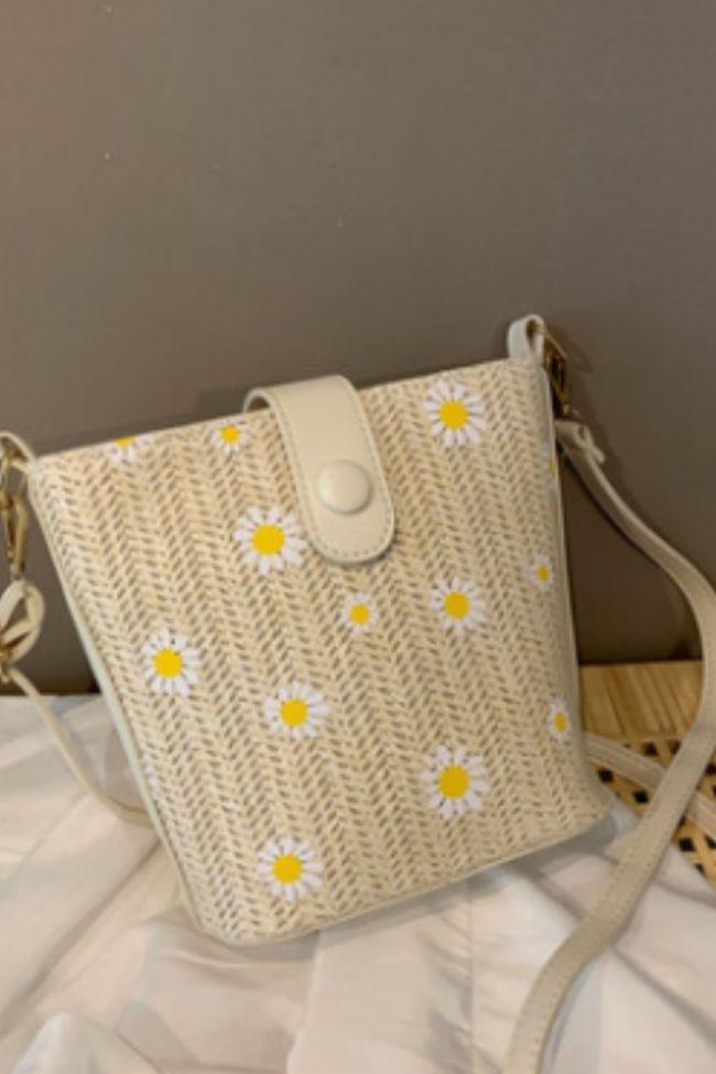 Summer Straw Crossbody Bags Women Handbags 2021 Handmade Knitted Boho Bag Female Cute Beach Holiday Bohemia Shoulder Bags