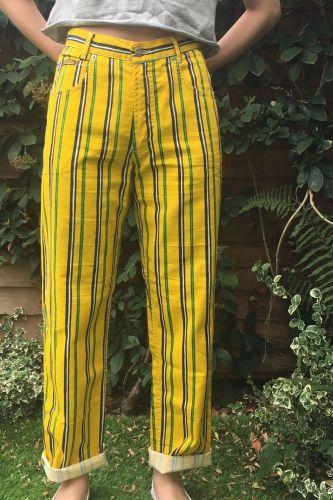 Summer Pockets Print Baggy Jeans Fashion Streetwear Cotton Women Denim Trouser Loose Cargo Y2k Pants Autunm Korean Jeans