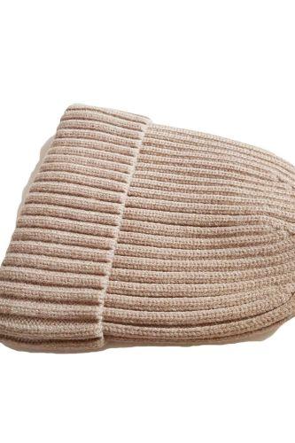 Ins Net Red Hood Unisex Couple Knit Hat Melon Cap Cold Hat Sailor Hat Warm Woolen Hat