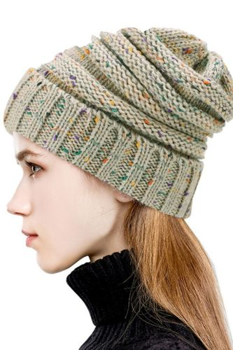 Winter Brand super star caps lady warm Winter Hat For Women Girl 'S Hat Knitted Beanies Cap Hat Thick Women'S Skullies Beanies