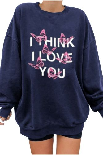 Women'S Haraiuku Hoodie Sweatshirts Women Fashion 2021 Casual  Printing Long Sleeve Sweatshirt Pullover Blouse Tops Pullovers