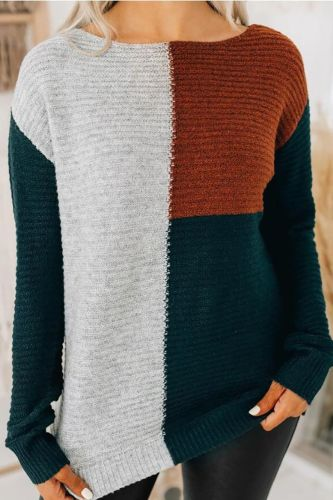 New Sweaters for Women Fashion Female Pullover Winter Knit Korean Tops Fall Woman Sweater Sexy Long Sleeve Trendy Clothes