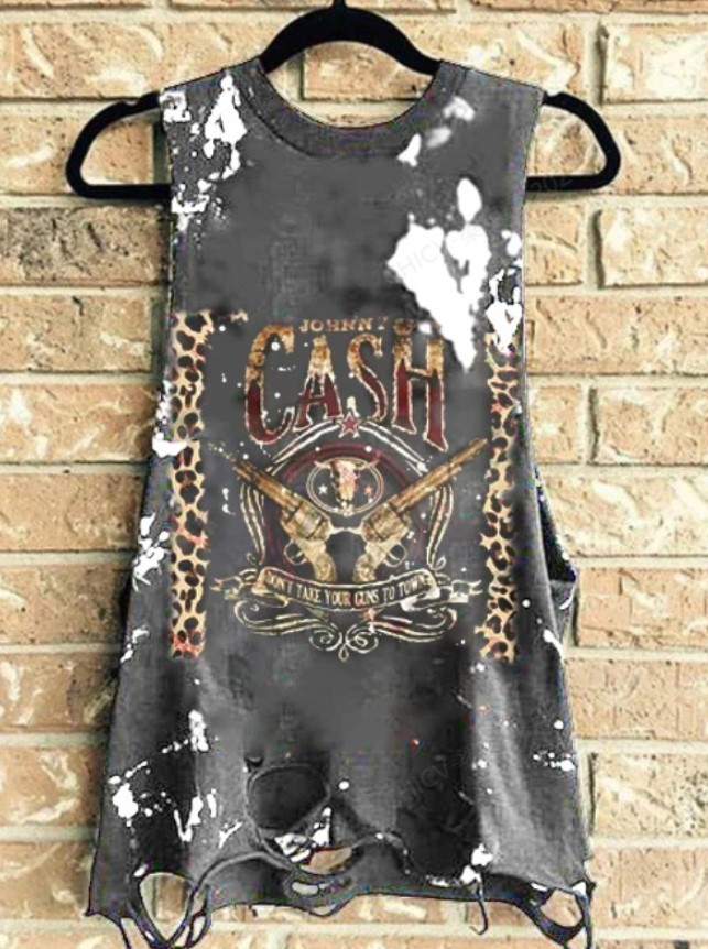 Casual Crew Neck Shirts T-shirts