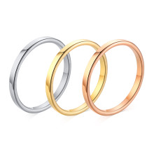 Wholesale Stainless Steel Blank Ring for Girl