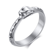 Wholesale Stainless Steel Jewelry Snake Ring
