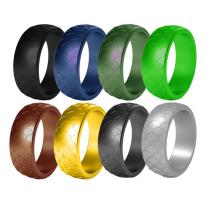 Wholesale Best Mens Silicone Rings 2019