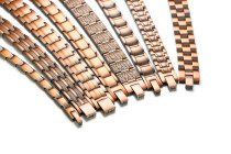 Wholesale Copper Magnetic Therapy Bracelets