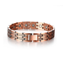 Wholesale Copper Magnetic Bracelets for Men
