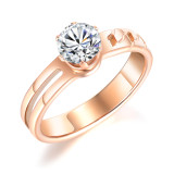 Wholesale Stainless Steel Modern Statement Rings