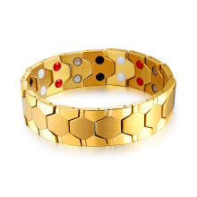 Health MagneticTherapy Bracelet Male Stainless Steel Wholesale