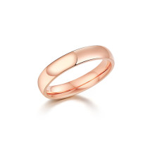 Wholesale Stainless Steel Rose Gold Rings for Women