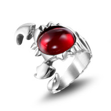 Wholesale Stainless Steel Mens Scorpion Shaped Ring