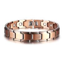 Wholesale Magnetic Brass Bracelet for Men