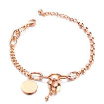 Wholesale Stainless Steel Women Bracelet with Cucurbit