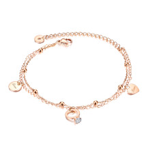 Wholesale Stainless Steel Ankle Chain Fashion Accessory