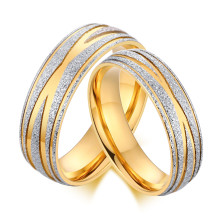 Wholesale Stainless Steel Matching Wedding Bands