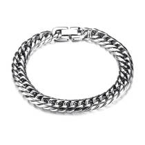 Wholesale Cuban Link Bracelet Stainless Steel