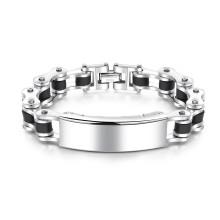 Wholesale Stainless Steel Motorcycle Bike Chain Bracelet for Men