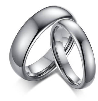 Wholesale 3mm 4mm 6mm Tungsten Ring Bands