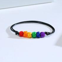 Wholesale Rainbow Knot Bracelet