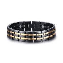 Wholesale Stainless Steel Men Magnetic Bracelets