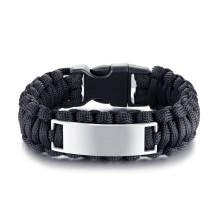 Wholesale Personalized Woven Bracelet