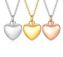 Wholesale Stainless Steel Heart Pendant