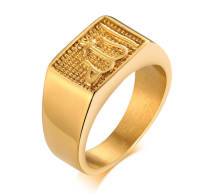 Wholesale Stainless Steel Religion Rings