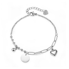 Wholesale Stainless Steel Women Bracelet