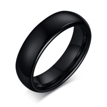 Wholesale Black Tungsten Ring