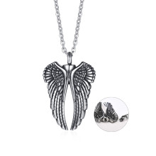 Wholesale Stainless Steel Wing Pendant