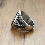 Wholesale Stainless Steel Lucifer Ring