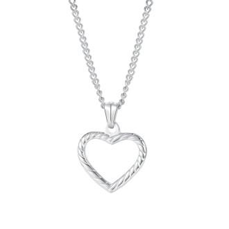 Wholesale Stainless Steel Heart Pendants
