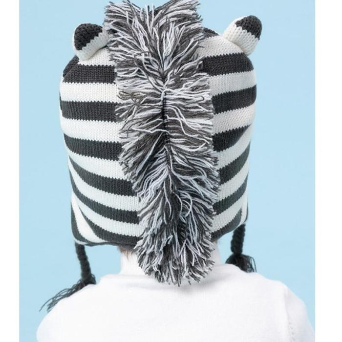Warm Baby Winter Hat Children Toddler Caps Ear Thicked Knitted Hats