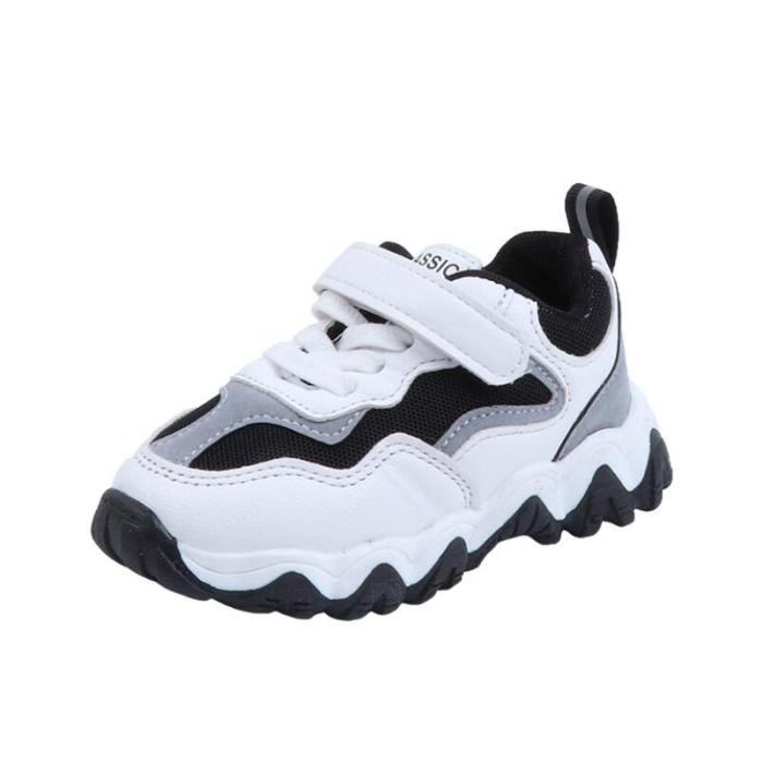 Children Shoes Boys Sneakers Child Leisure Trainers Casual Breathable Kids Running Shoes Basketball Shoes
